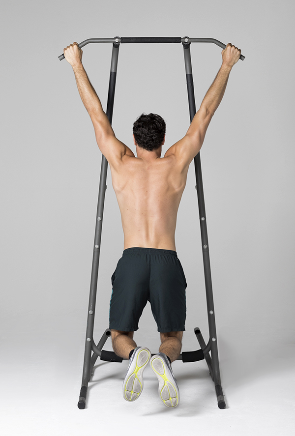 How to Get Better At Pull-Ups - Dead Hang