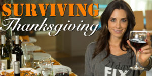 Autumn Calabrese shows how to survive Thanksgiving without beating yourself up the next day and make a much healthier plate that is 21 Day Fix-approved.