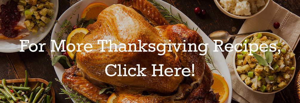 For More Thanksgiving Recipes
