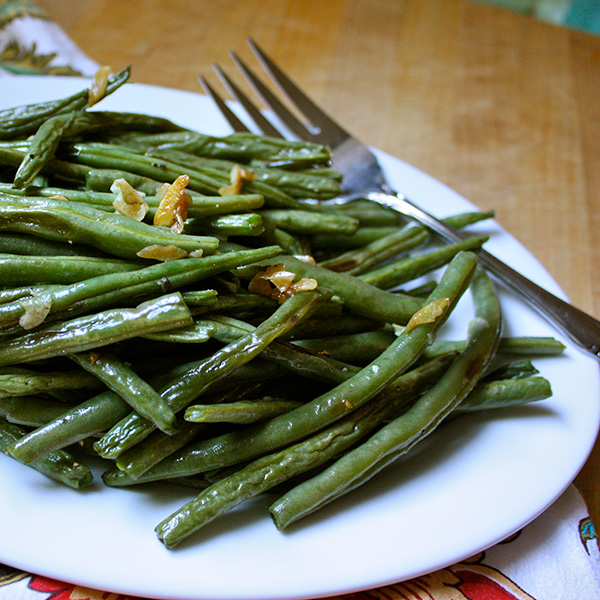 Green-Beans-with-Garlic