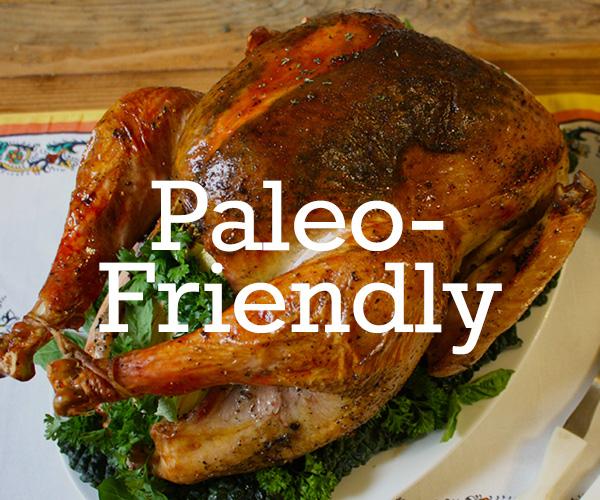 Paleo Friendly Recipes