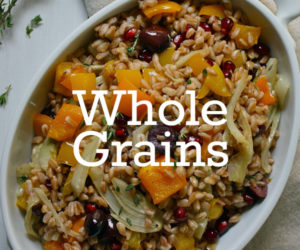 Whole Grain Recipes Thanksgiving Guide