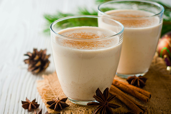 Healthier Holiday Shakes