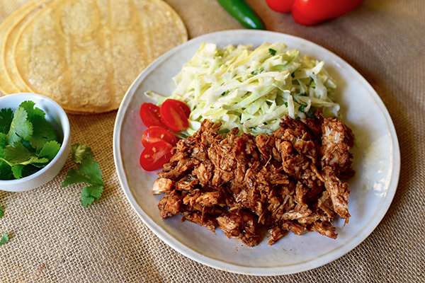 Pulled-Chipotle-Chicken-with-Cilantro-Slaw