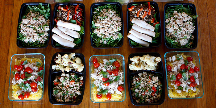 1,200–1,500 Calorie Level Meal Prep in 90 Minutes or Less