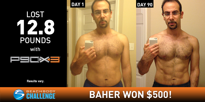 """P90X3 Results: """"I Feel Like a New Person!"""""""