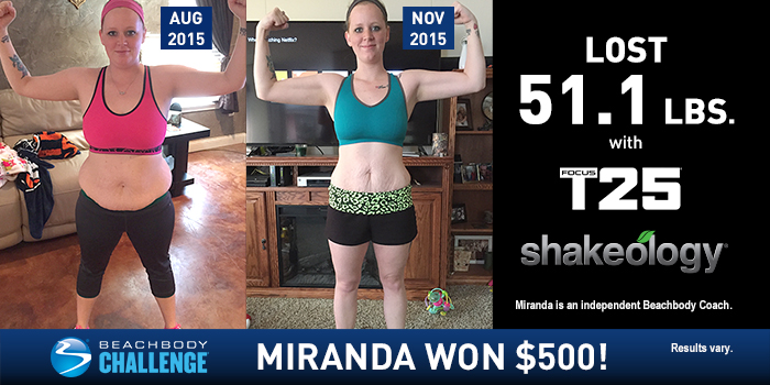 FOCUS T25 Results: This Mom Lost Her Baby Weight in 11 Weeks