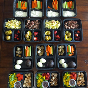 21 Day Fixers Meal Prepped These 6 Great Meals! | BeachbodyBlog.com