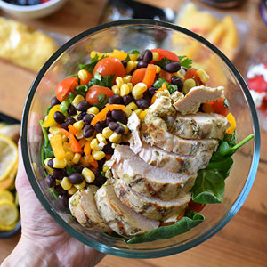 22 Minute Hard Corps Meal Prep for the 2,100–2,400 Calorie Level