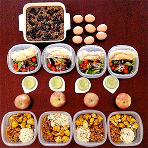 7 Healthy Meal Prep Ideas We Found On Instagram | BeachbodyBlog.com