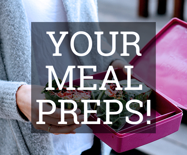 Your Meal Preps