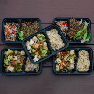Don't Miss This Vegan Meal Prep for 21 Day Fix 1200-1500 Calorie Level | BeachbodyBlog.com