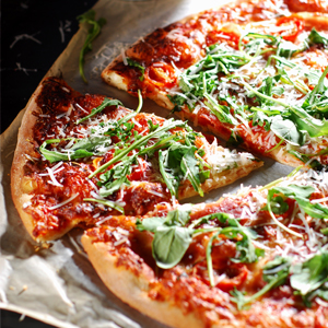 7 Healthy Takes on Grilled Pizza