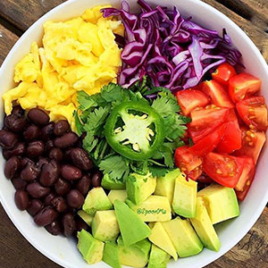 How to Add Color to Your Summer Meal Prep | BeachbodyBlog.com