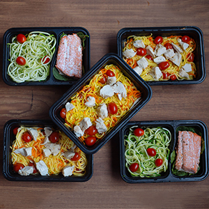 Late Summer Meal Prep for the 1,500–1,800 Calorie Level