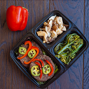 Meal Prep Ideas for Higher Calorie Levels