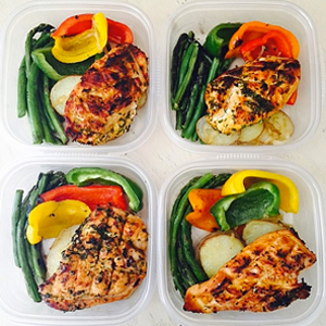 Meal Prep with Egg Cups and Summer Salads | BeachbodyBlog.com