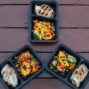 Meal Prep This Week with Stuffed Sweet Potatoes, Chicken with Broccoli, and More! | BeachbodyBlog.com