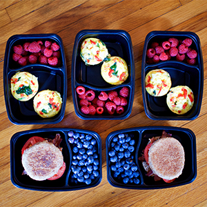 Meal Prep for the 21 Day Fix 2,100–2,300 Calorie Level | BeachbodyBlog.com