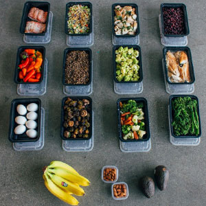 Save Time with this Buffet-Style Meal Prep for Any Calorie Level | BeachbodyBlog.com