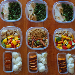 See How One Beachbody Employee Meal Preps for the Week | BeachbodyBlog.com