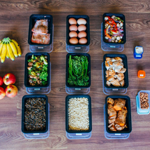 Simplified Buffet-Style Meal Prep for Any Calorie Level | BeachbodyBlog.com
