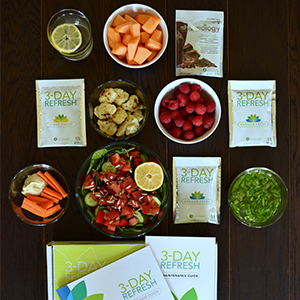 Try the 3-Day Refresh with This Easy Meal Prep