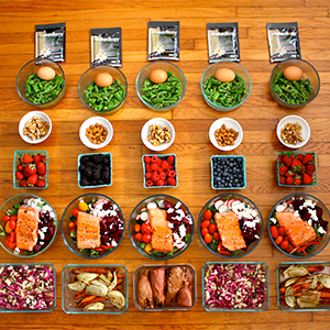 What I Learned When I Meal Prepped for the Week | BeachbodyBlog.com