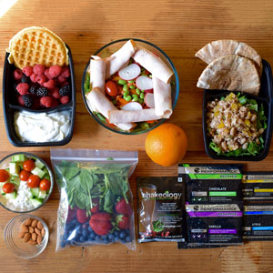No-Cook Meal Prep for the 1,800–2,100 Calorie Level
