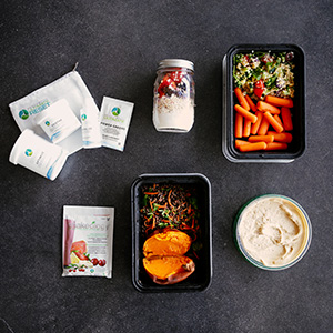 How to Meal Prep for Ultimate Reset (Phase One)