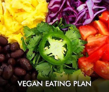Vegan - 21 Day Fix Resource