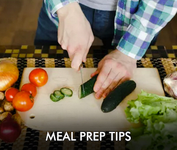 Meal Prep Tips - 21 Day Fix Resource