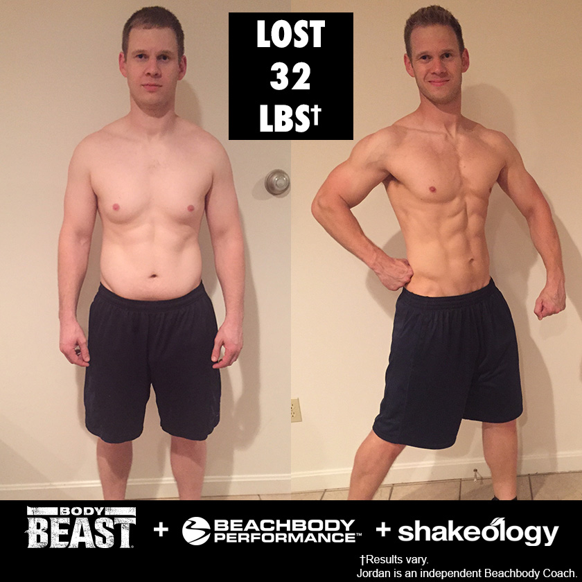 Body Beast Results Jordan H