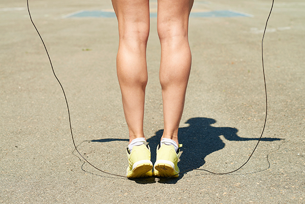 How to Get Better at Jumping Rope