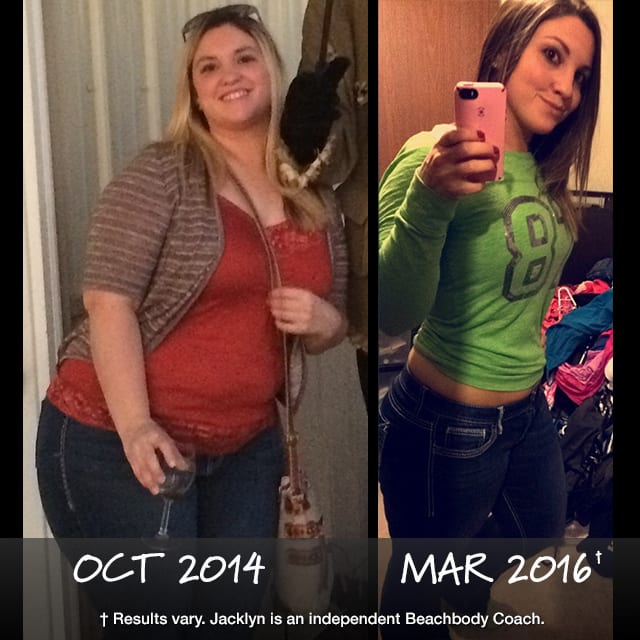 21 Day Fix Results Jacklyn Lost 40 Pounds And Won 500