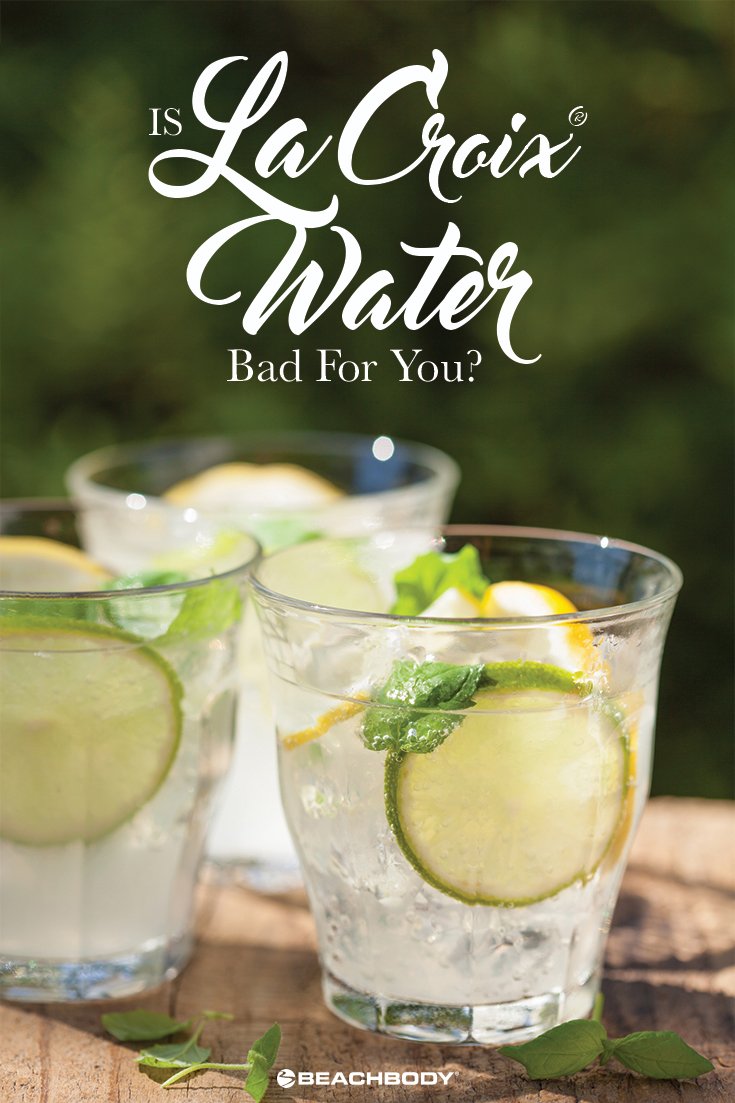 Is La Croix water healthy for you? healthy water to drink - croix water