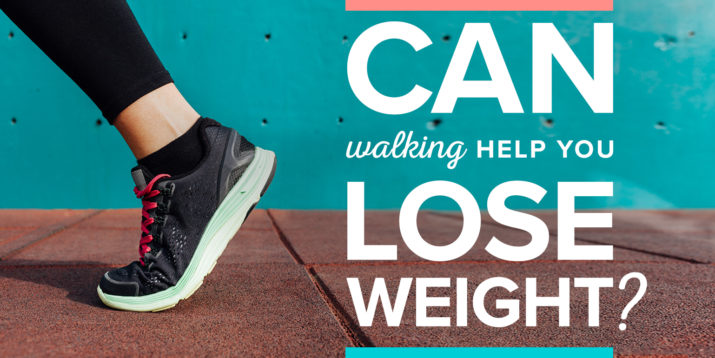 Can Walking Help You Lose Weight?