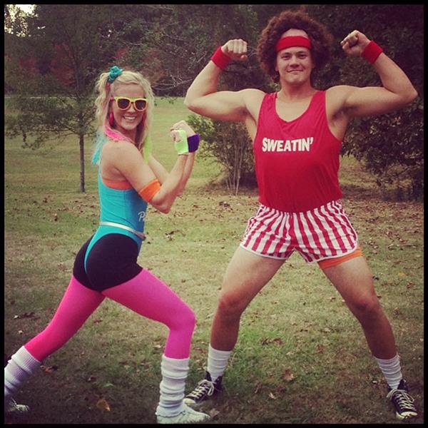 Fitness Halloween Costumes