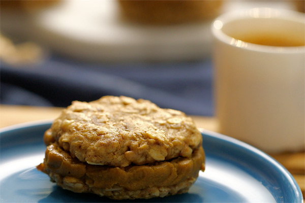 Healthy Thanksgiving Recipes from FIXATE Pumpkin Spice Whoopie Pies