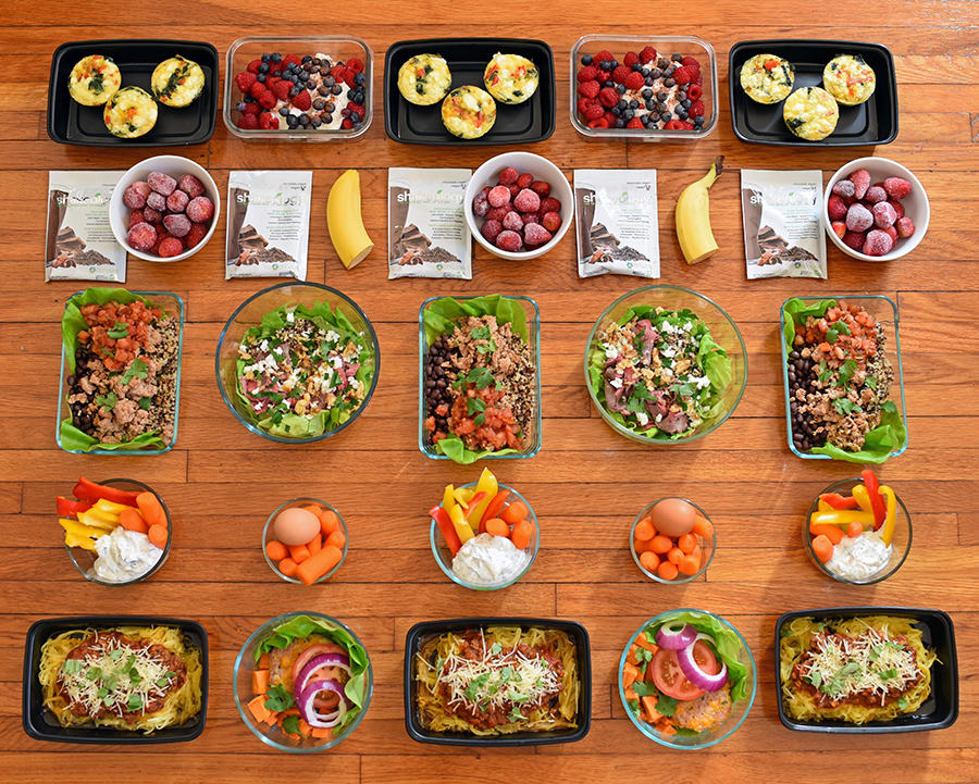 Core De Force Meal Plan | 1,200 - 1,500 Calorie | The Beachbody Blog