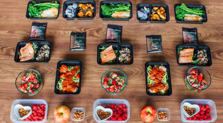 Get Fit Together with This Meal Prep for Two