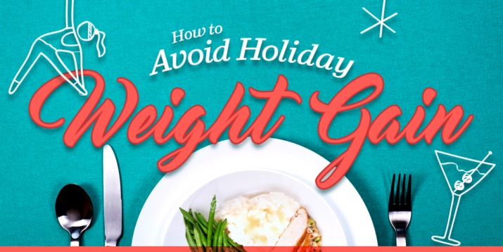 11 Tips to Avoid Holiday Weight Gain Without Dieting