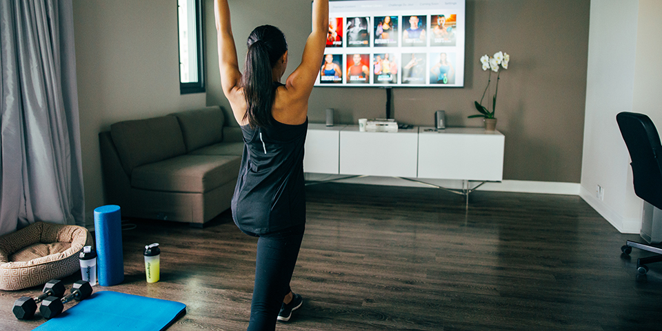 How to build a home gym on a budget the beachbody blog for How to create a home gym
