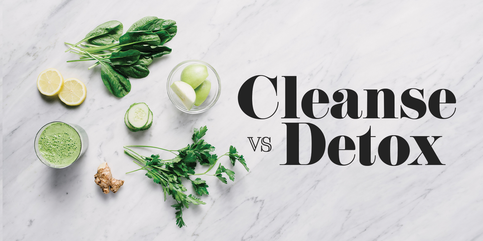 cleanse detox, what is a cleanse, what is a detox