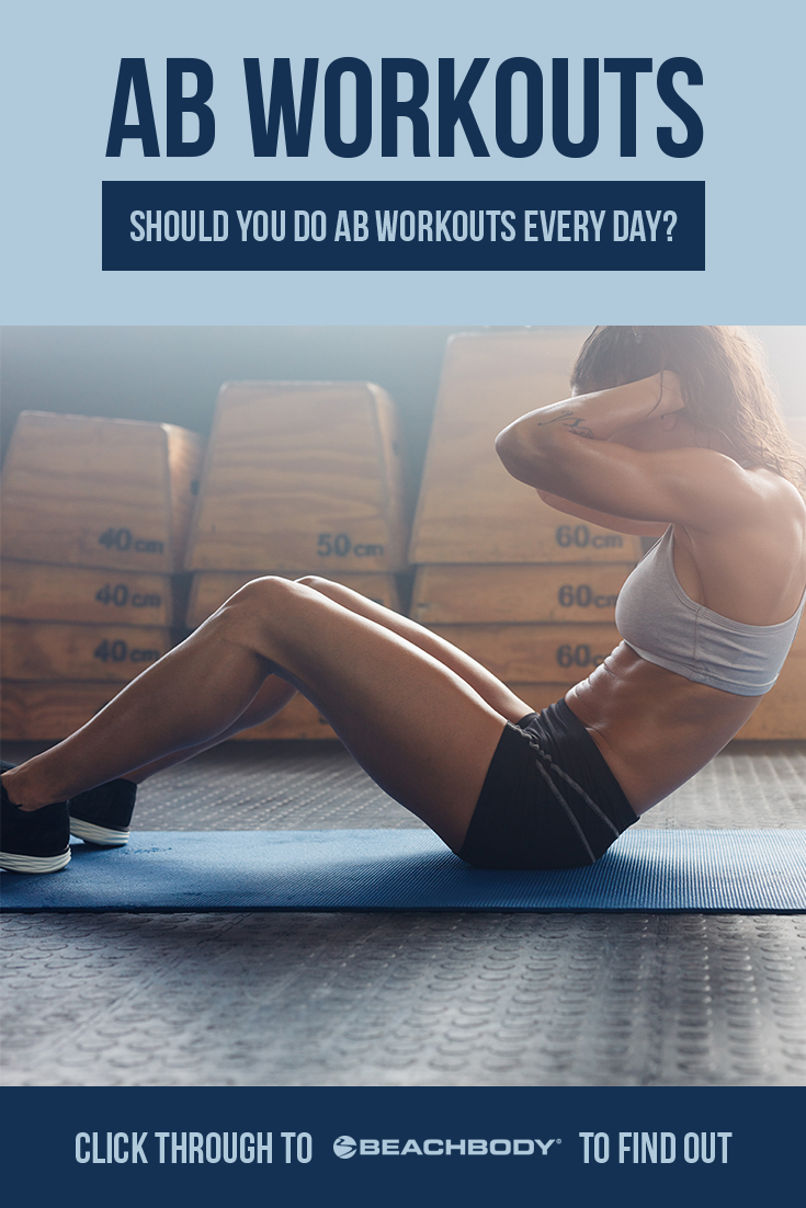 Curious about what ab routine frequency you should be doing? If you're not sure how often you should be working on toning your core, check out this blog incorporating ab workouts for beginners.