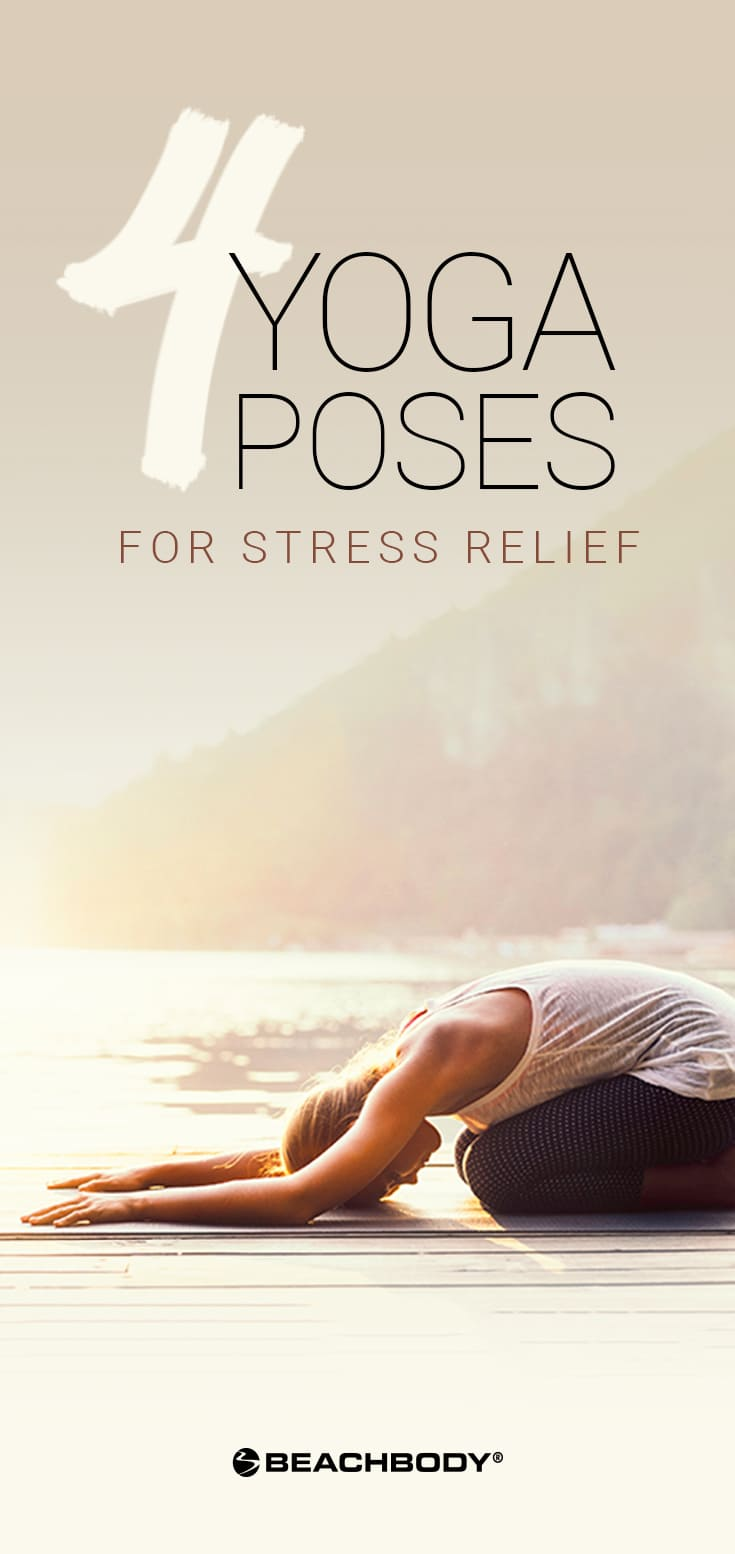 Using Yoga for Stress Reduction