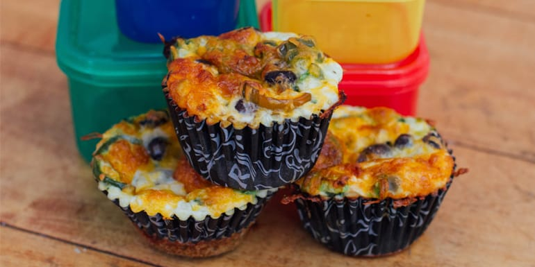 12 Ways to Make Egg Muffins in 5 Ingredients or Less