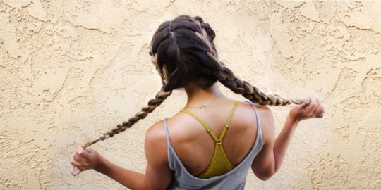 6 Easy and Practical Hairstyles for Working Out