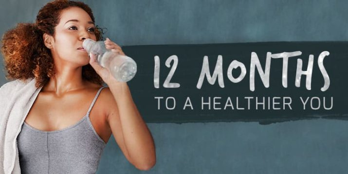 12 Months to a Healthier Life