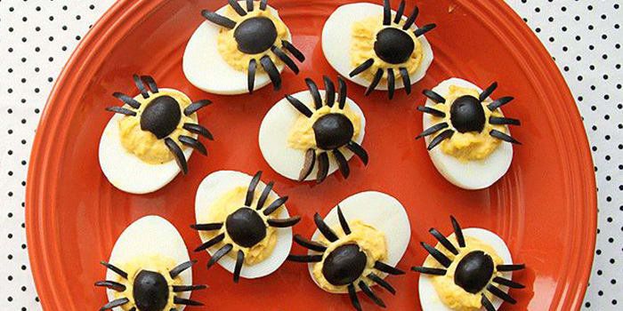13 Healthy Halloween Treats